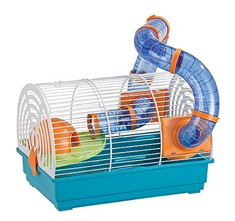 VOLTREGA Jaula Hamster Vol. 912 Ovalada: Amazon.es: Productos para ...