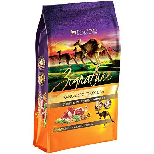 Zignature Kangaroo Formula Dog Food, 27 Lb.