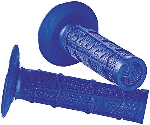 Scott USA Radial Full Waffle Grip - Blue, Color: Blue ()