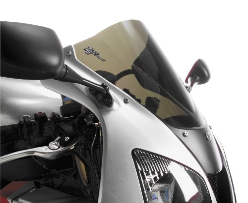 Zero Gravity Double Bubble Windscreen (Zero Gravity Double Bubble Windscreen Light Smoke for Kawasaki Ninja 300R/250R 13-16 (16-282-02))