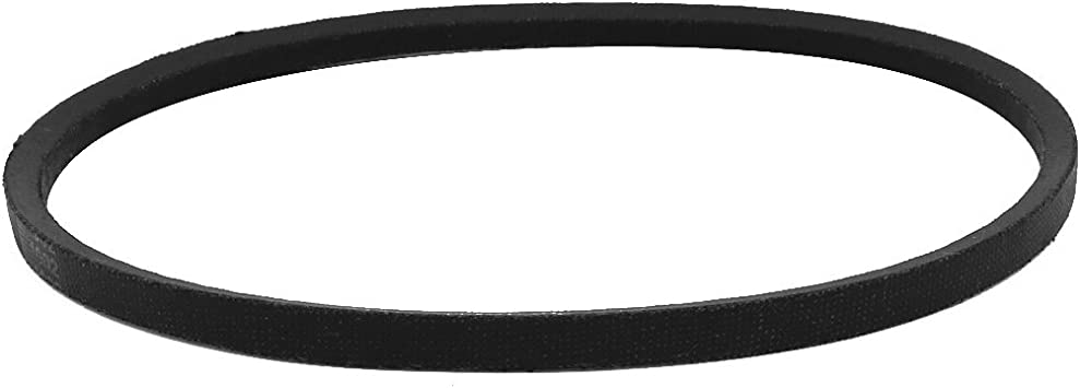 sourcingmap O-510 Rubber Transmission Drive Belt V-Belt 10mm Wide 6mm Thick for Washing Machine
