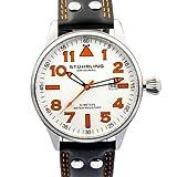 Stuhrling Original Men's 141.33152 Leisure Tuskegee Eagle Swiss Quartz Date Watch