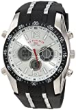 U.S. Polo Assn. Sport Men's US9061 Black Rubber Strap Watch