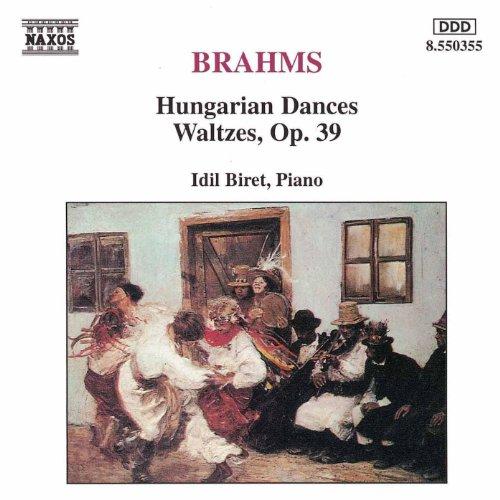 10 Hungarian Dances, WoO 1 (version for piano): No. 5 in F sharp minor (Brahms Hungarian Dance 5 In G Minor)