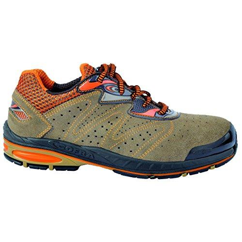"""Cofra 19020–001.w39taglia 39s1p src """"Cantera sicurezza scarpe, colore: grigio/arancione"""