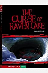 The Curse of Raven Lake (Shade Books) Library Binding
