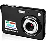 GordVE KG002 2.7 inch TFT LCD HD Mini Digital Camera