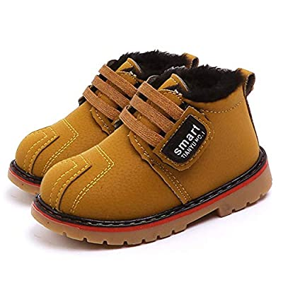 Tronet Winter Baby Shoes, TKids Baby Infant Toddler Girls Boys Winter Warm Shoes Martin Snow Boots Sneakers