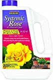 Imidacloprid Insecticide + 8-12-4 Fertilizer Systemic Rose And Flower Care 5 Lbs Not For Sale To: DC