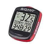 Sigma Elektro 01950 Speedometer Computer Odometer Cycling Stopwatch by Sigma Elektro