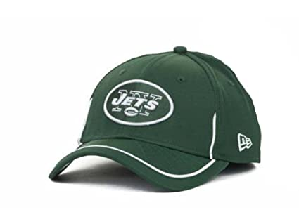 Amazon.com   New York Jets Flex Fit Hat Cap Size Large   X-Large ... e9800a6f6247