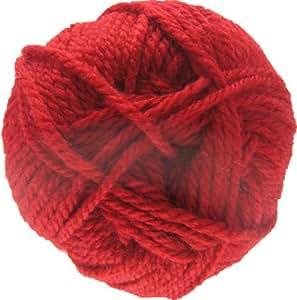 Stylecraft Cardinal 2306 - Ovillo de lana para tejer, 100 g, color rojo