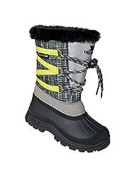Trespass Kids Boys Finbar Lace Up Snow Boots