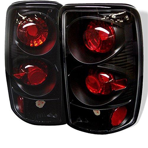 Spyder Auto Chevy Suburban/Tahoe 1500/2500/GMC Yukon/Yukon XL/GMC Yukon Denali/Denali XL Black Altezza Tail Light