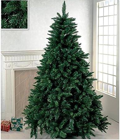 Albero Di Natale Usato.Rotex Albero Di Natale Artificiale Verde Super Folto Cm 210 Realistico Mt 2 1 Amazon It Casa E Cucina