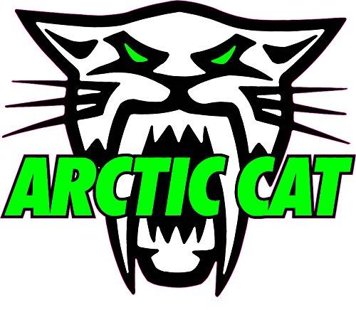 Nostalgia Decals Arctic Cat Version 2 Extra Large Decal 36