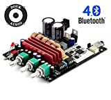 Nobsound® HiFi TPA3116 Bluetooth 4.0 Digital Amplifier 2.1 Subwoofer Amp Board
