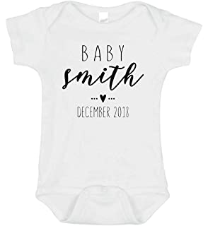 Fathers Day Baby Vest Personalised First Fathers Day Cute Baby Bodysuit Gift 108