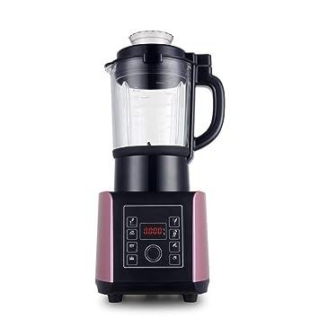 VATHJ Exprimidor, máquina rota, exprimidor de frutas, máquina mezcladora de arena, cocina, hielo picado, leche de soya recién molida: Amazon.es: Hogar
