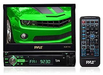 Pyle PLBT72G Negro Bluetooth receptor multimedia para coche: Amazon.es: Electrónica