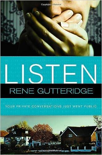 Listen: Rene Gutteridge: 9781414324333: Amazon com: Books
