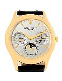 Patek Philippe Complications automatic-self-wind mens Watch 3940 (Certified Pre-owned)