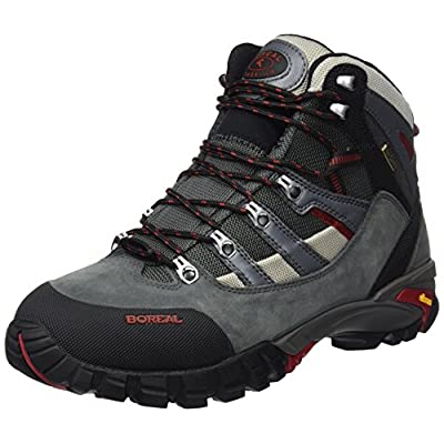 Boreal Climbing Shoes Womens Lightweight Klamath Gris 12 Gray 44862: Sports & Outdoors
