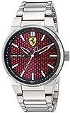 Scuderia Ferrari Men's Quartz Stainless Steel Casual Watch, Color...
