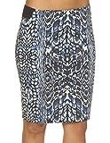 Robert Graham Women's Sydney Top Skirt, Blue, 2