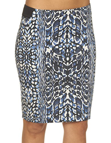 Robert Graham Women's Sydney Top Skirt, Blue, - Night Sydney Out