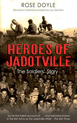 Heroes of Jadotville: The Soldiers' Story (English Edition) por [Doyle, Rose]