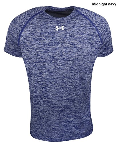 Under Armour Twisted Tech Locker Tee Navy XL by Under Armour