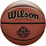 Wilson Sporting Goods NCAA Women's Final Four Championship Game Ball, Orange Microfiber