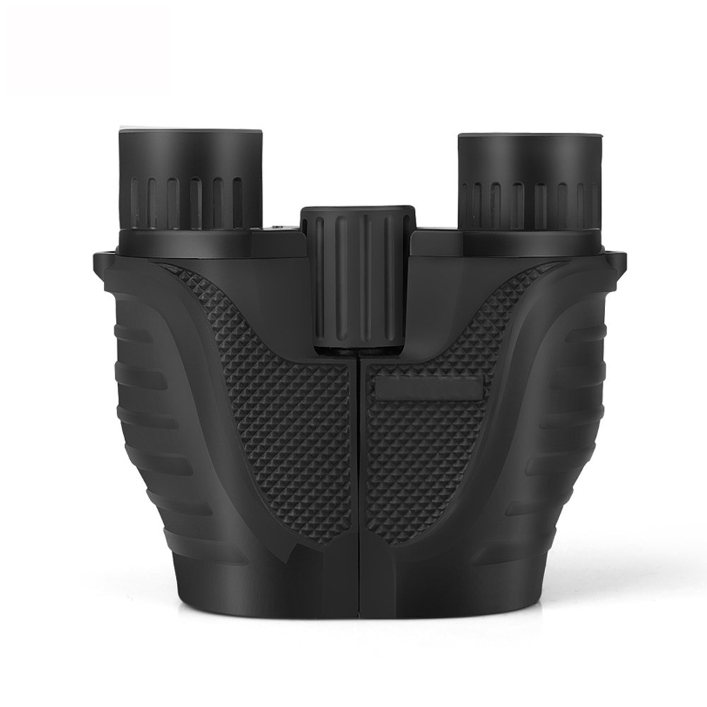 COSTIN 8x25 Folding High Powered Binoculars with Weak Light Night Vision Clear Bird Watching Great for Outdoor Sports Games and Concerts by COSTIN