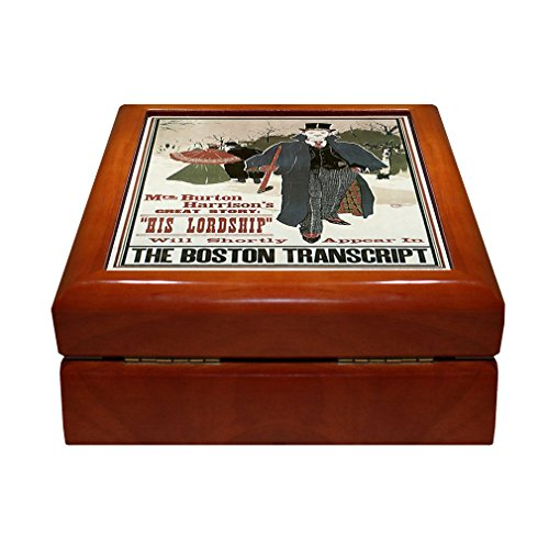 Style in Print The Boston Transcript US Vintage Cover 4