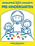 img - for Developing Math Concepts in Pre-Kindergarten book / textbook / text book