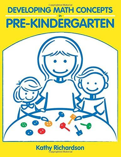 - Developing Math Concepts in Pre-Kindergarten