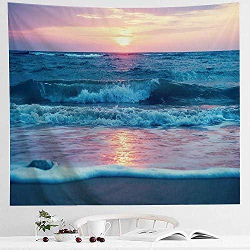 IcosaMro Tapestry Landscape Double Folded Bohemian product image