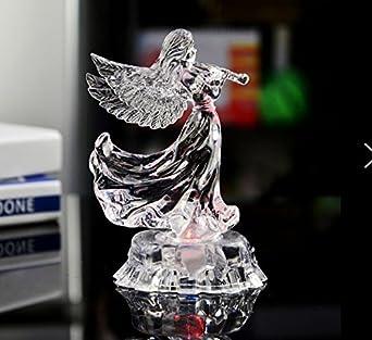 Weihnachtsbeleuchtung Engel.Nene Bunte Weihnachten Nacht Licht Acryl Engel Weihnachtsbeleuchtung