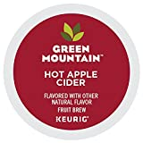 keurig k cups hot apple cider - Green Mountain Coffee Hot Apple Cider K-Cup Pods 48 Count Case