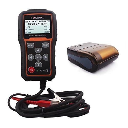 FOXWELL 100 2000 Electronic Analyzer Bluetooth
