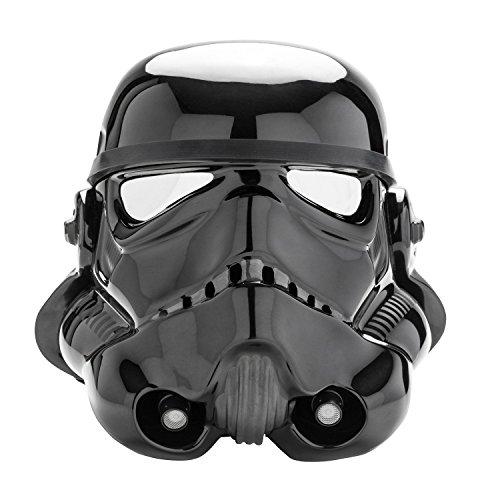 Star Wars Imperial Shadow Black Stormtrooper 1:1 Helmet ()