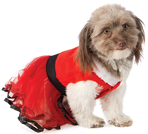 Rubie's Santa's Sweetie Dog Costume
