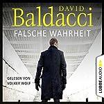 Falsche Wahrheit (Will Robie 4)   David Baldacci