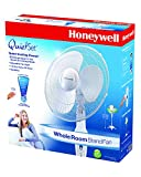 "Honeywell HS-1665 QuietSet 16"" Stand Fan - White"