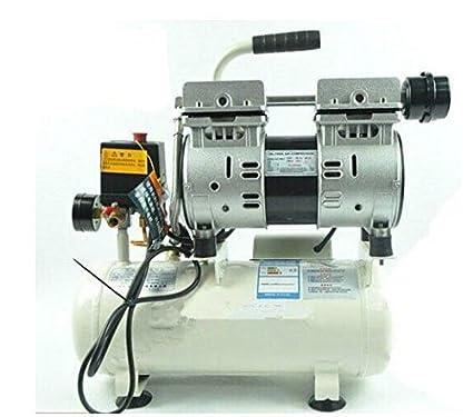 GOWE mejor compresor de aire silencioso sin aceite 550 W 1380r/min para OCA laminador