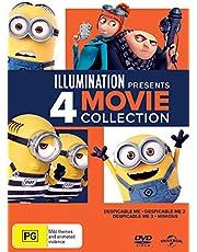 Illumination Presents: 4-movie Collection (DVD)