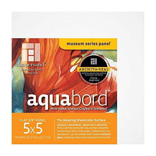 5X5 AQUABORD 4/PACK from AMPERSAND ART SUPPLY