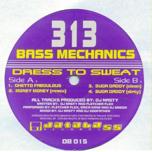 313 bass mechanics dress to sweat - 1