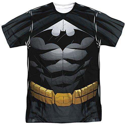 Batman- Uniform T-Shirt Size (New Batman Affleck Costume)